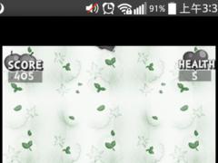 Black & White Snake 1.0 Screenshot