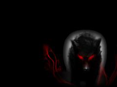 Black Wolf Wallpaper 1.1 Screenshot