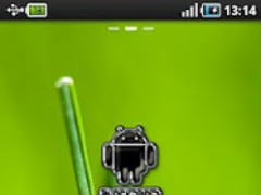 Blackdroid Team Sticker Widget 1.0 Screenshot