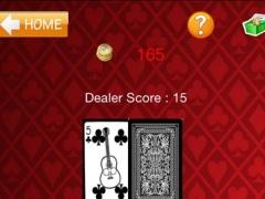 Blackjack Clubs - Free Classic Casino 5-Card Game For FREE 1.0 Screenshot