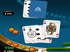 Blackjack Millionaire - Play Cards And Get Rich Vegas Style 1.0 Screenshot