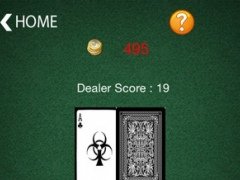 BlackJack Revolution 1.0 Screenshot