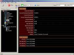 BlackMoon FTP Server 4.0.0.2010 Screenshot