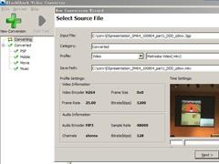 BlackShark Video Converter 3.1 Screenshot