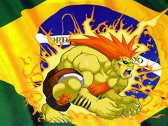 Blanka Street Fighter Brazil 1.01 Screenshot