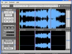 Blaze Audio Overdub! 1.0 Screenshot