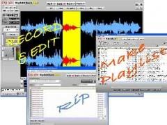 Blaze Audio RipEditBurn Plus 1.0.51 Screenshot