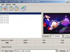 Blaze Video Converter MAX 1.0 Screenshot
