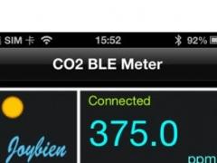 BLE CO2 meter 2.0.7 Screenshot