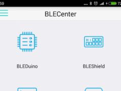 BLECenter 1.2 Screenshot