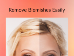 Blemishes Remover You Makeup 1.0 Screenshot