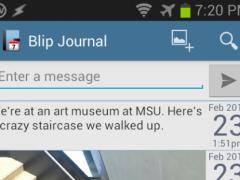Blip Journal 3.3.3 Screenshot