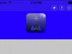 Bliss fm global 2.0 Screenshot