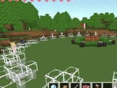 Blitz Survival Games - Multiplayer Pixel Master Mini Games 2.0 Screenshot