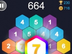 Block 7 - Hexa Puzzle 1.3 Screenshot