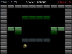 Block Breaker Game  Screenshot