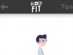 BlockFit Quick Home & Office Workout 1.1.1 Screenshot