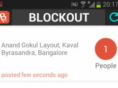 Blockout Traffic 2.0 Screenshot