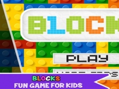 Blocks FREE - Addictive Puzzle Game for Kids 2.0 Screenshot