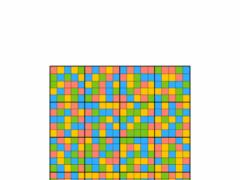 Blocks Rush - Eye burner 1.1.5 Screenshot