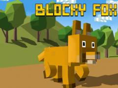 Blocky Fox Simulator 3D 1 Screenshot
