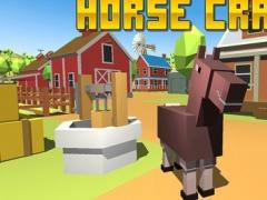 Blocky Horse Craft Simulator 3D 1.0 Screenshot