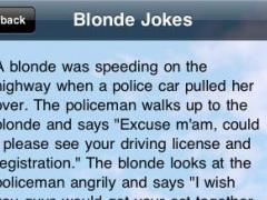 Blonde Jokes Extreme 1.3 Screenshot