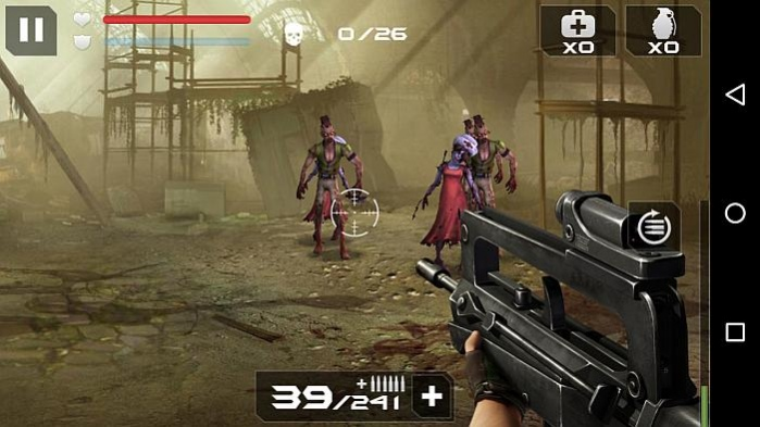 Blood Zombies HD