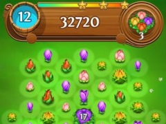 Review Screenshot - Match 3 Puzzle – Make the Flowers Bloom
