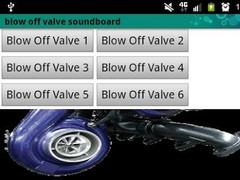 Blow Off Valve Soundboard Lite 6.0 Screenshot