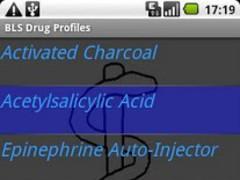 BLS Drug Profiles 2.1 Screenshot