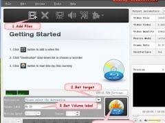 Blu-ray Creator 2 2.0.3.1101 Screenshot