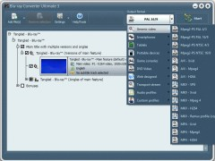 Blu-ray to Avi 4.0.0.68 Screenshot