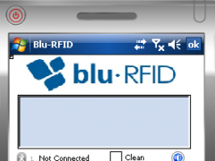 Blu-RFID Beta 3.6.1.7 Screenshot
