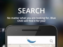 Blue Chilli gastronomic guide 2.05 Screenshot