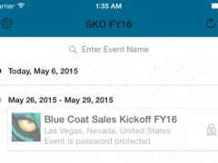 Blue Coat Sales Kickoff FY16 1.2 Screenshot