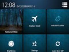 Blue Elegance Theme Free 10 Screenshot