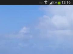 Blue Ocean Waves Live HD 5.0 Screenshot