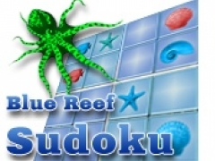 Blue Reef Sudoku 1.0 Screenshot