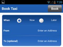 Blue Star Taxi Syracuse NY 2.0.0.24 Screenshot