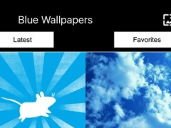 Blue Wallpapers HD 1.0 Screenshot