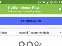 Bluelight Screen Filter Pro 1.2.8 Screenshot