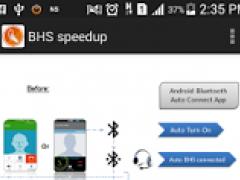 Bluetooth Headset Speedup 1.0 Screenshot
