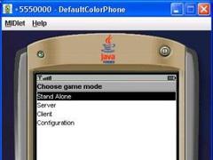 Bluetooth Multiplayer Games Framework 1.7 Screenshot
