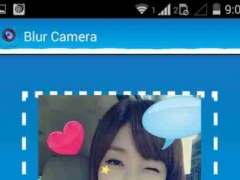 Blur Camera+ 1.0.0 Screenshot