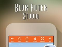 Blur Filter Studio - Hide Face,Create Border Blur 1.0 Screenshot