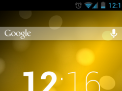 Blur Touch Free Live Wallpaper 1.4 Screenshot