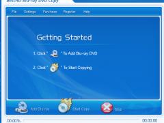 Bluray DVD Copy 1.00.01 Screenshot