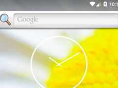 Blurred flowers Live Wallpaper 1.0 Screenshot