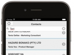 BluWaveCRM Mobile 1.0.12 Screenshot
